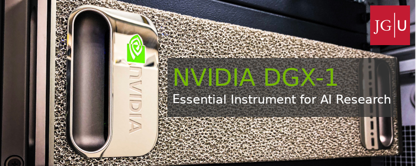 NVIDIA DGX-1 available